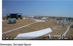 """Крым – хроники """"не сезона"""""""