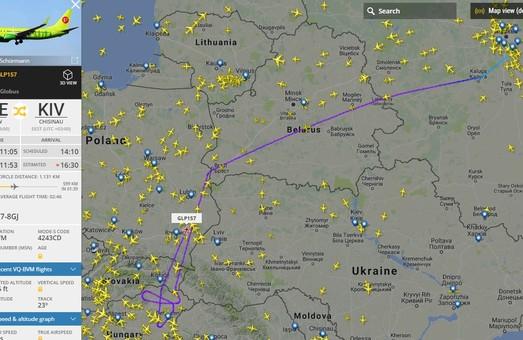 Румыния снова не пропустила самолёт Рогозина в Молдову