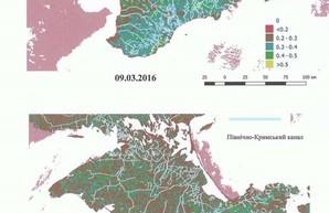 Процесс превращения Крыма в пустыню ускорился в геометрической прогрессии!