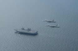 Великобритания спешит вернуться в элиту авианосных держав