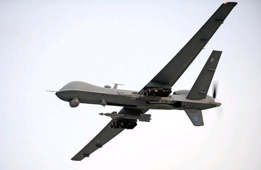 Глаза у страха велики: террористам на Донбассе привиделся ударный беспилотник США