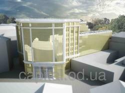 """Не прошло: в Одессе хотели построить высотную """"стекляшку"""" на Приморском бульваре"""