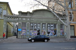 Завод Викандера и Ларсена в Одессе и его магазины на Ришельевской