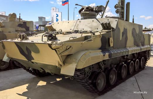 БТР-4М в борьбе за индонезийский рынок против БТ-3Ф