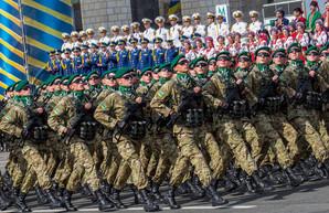 Военный парад в Киеве на День Независимости пройдет с участием НАТО