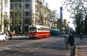 Фото дня: улица Преображенская в Одессе в 1970-е годы