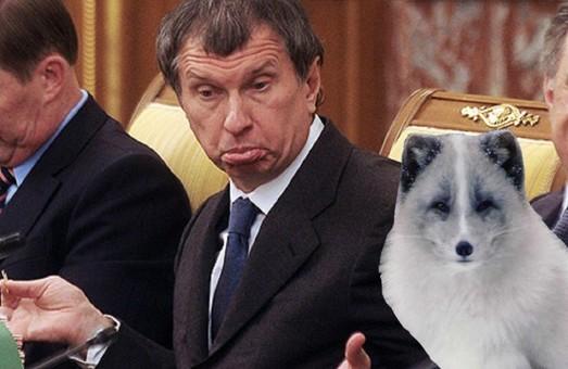 """Роснефть распродается китайцам за """"недорого"""""""