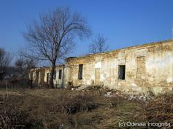 В Одесской области разрушается здание старинной школы постройки начала XIX века