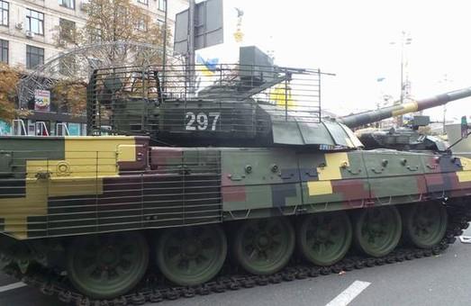 """Украинский Т-72АМТ """"перевозбудил"""" российских экспертов"""
