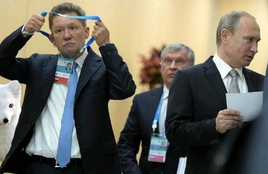 Гении менеджмента: экспорт российского газа в ЕС растёт, а выручка падает
