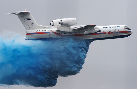 Санкции и отсутствие украинских двигателей погубили российские БЕ-200