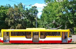 Одесса закупает еще пять трамвайных корпусов за 22 миллиона