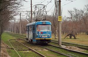 Как будут ходить одесские трамваи на поселке Котовского