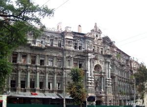 """Одесский дом Руссова """"отсканировали"""" для дальнейшей реставрации"""
