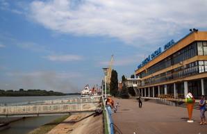 В Украинском Дунайском пароходстве смена руководства