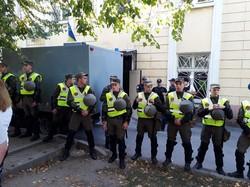 Суд над обвиняемыми по делу 2 мая: полицейское оцепление и вероятность выхода на свободу сепаратистов (ФОТО)