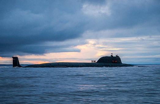 """Подводная лодка """"Ясень"""" или один в поле не воин"""