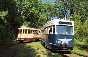 Одесский трамвай отмечает 107-й юбилей