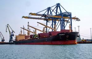 Итоги работы портов Большой Одессы: есть небольшой рост грузопотоков