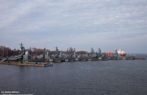 В России с причала были украдены два ракетных катера!