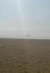 В Сирии сбит очередной боевой вертолет России