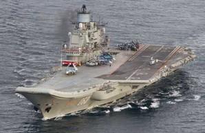 На авианосец у России денег нет