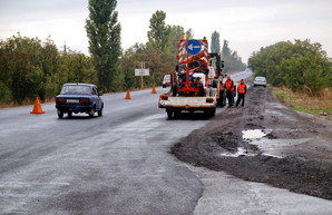 Капитальный ремонт дорог в Одесской области обходится дороже, чем в среднем по Украине