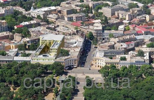 Одесские архитекторы и чиновники по охране культурного наследия одобрили проект высотной гостиницы на Приморском бульваре у Дюка