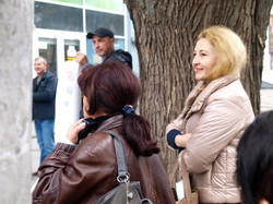 Митинг против одесской строительной компании может быть связан с ситуацией вокруг Зеленого театра