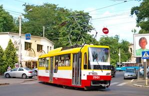 На улицах Одессы скоро появятся пять новых трамваев