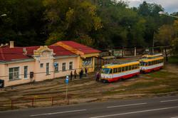 Одесские трамвайные остановки на Фонтане: экскурсия в прошлое 100 лет назад НЕ ОТКРЫВАТЬ