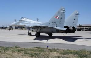 Венгрия распродаёт МиГ-29