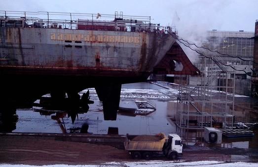 Россия может остаться без боеспособных тяжелых атомных крейсеров