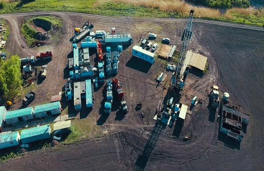 Украинские и румынские специалисты добыли 276 млн м³ газа