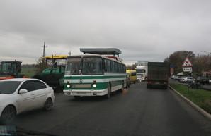 Автобусы Одесской области пройдут санитарную обработку