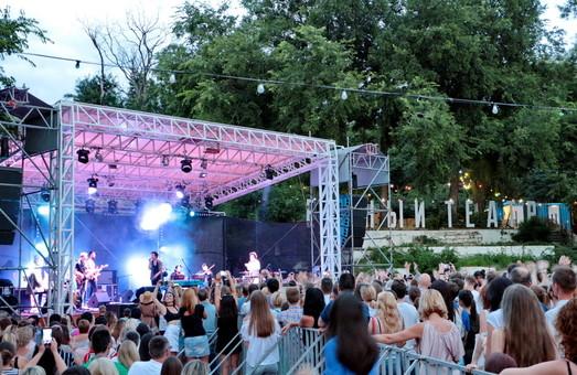 Мэр Одессы гарантирует сохранение Зеленого театра как важнейшей культурной площадки города