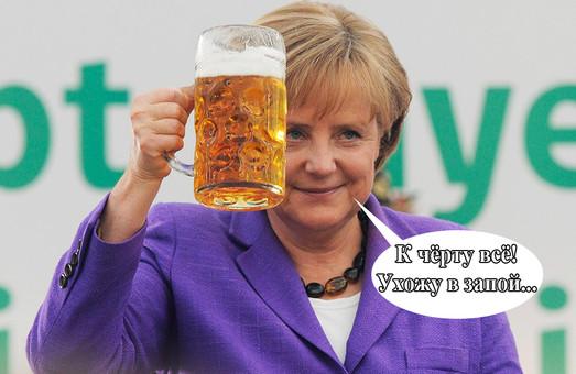 """Ангеле Меркель пора всерьез """"озаботится"""" своими перспективами"""