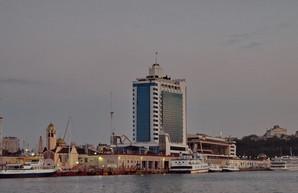 В Одесском порту очередной новый начальник
