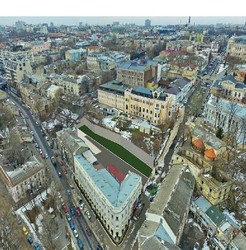 Где в Одессе будут защищать склоны и берег от оползней