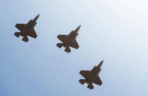 """F-35 Израиля официально готовы испытать С-400 на """"кривизну земли"""""""