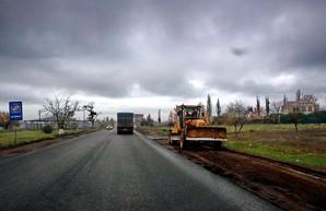 Таможенный эксперимент для ремонта дорог Одесской области продлили еще на год