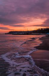 Красивая Одесса у моря на Большом Фонтане (ФОТО)