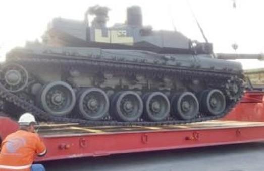Ещё 5 танков Оплот-Т отправлены в Таиланд