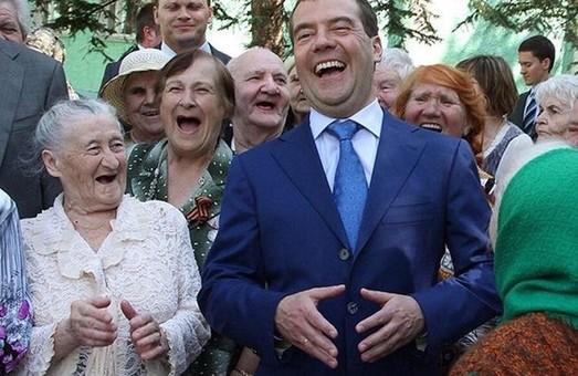 Бесконечный анабиоз пенсионного фонда России - во благо военщины