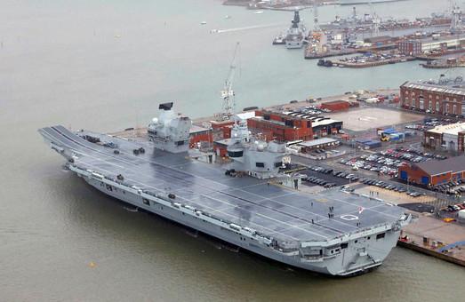 Авианосцы Великобритании стимулируют флот НАТО