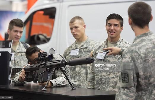Вместо Javelin винтовки M107A1: не равноценный размен или?