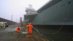 Великобритания спускает на воду авианосцы, как горячие пирожки