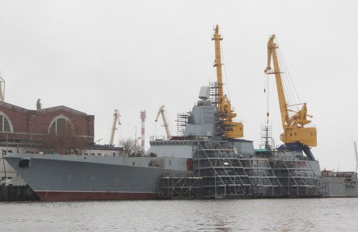 Как Украина добила российские фрегаты проекта 11356