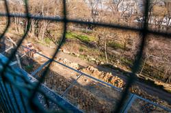 В одессе продолжается реконструкция Греческого парка (ФОТО)