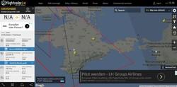 RQ4 Global Hawk ВВС США провел разведку прямо над Крымом